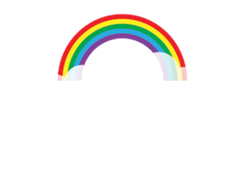 Weather - Rainbow and Clouds | Clipart