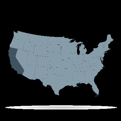 U.S. States - California | Clipart