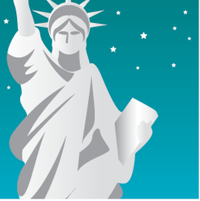 Travel Destinations - Statue of Liberty | Clipart