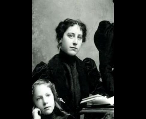 Jeannette Rankin Suffragette