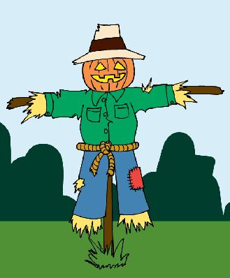 Scarecrow  | Clipart
