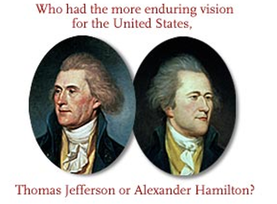 You Decide: Jefferson or Hamilton? | A Biography of America