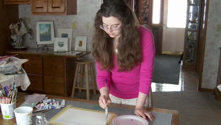 Minnesota Legacy Short | Jessica Pribula: Paper Weaving