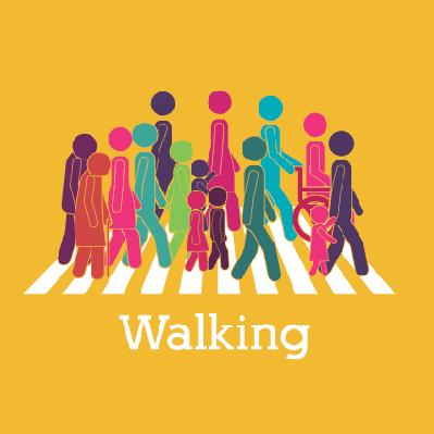 Walking | Clipart
