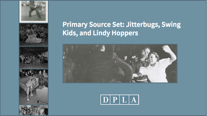 Jitterbugs, Swing Kids, and Lindy Hoppers