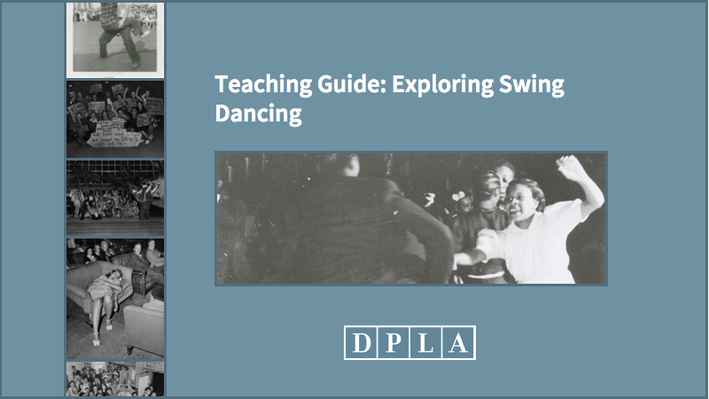 Teaching Guide: Exploring Swing Dancing