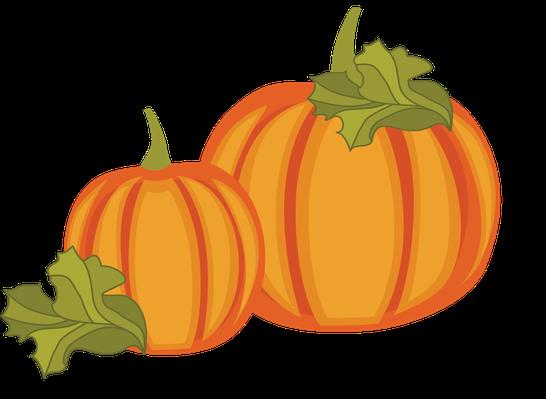 Autumn Season - Pumpkins | Clipart