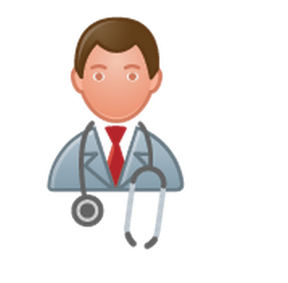 Professions - Color - Doctor | Clipart