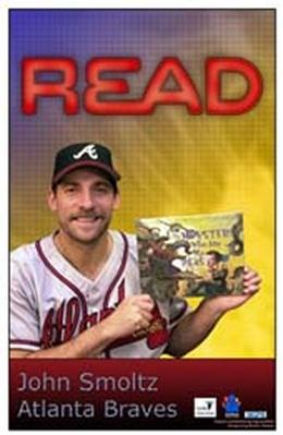 "John Smoltz - ""The Monster Who Ate My Peas"" (Sign Language) 