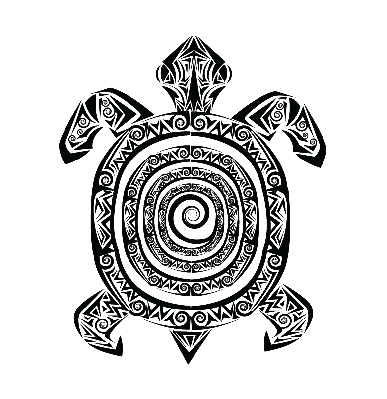 Turtle Tattoo | Clipart