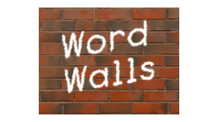 Word Walls!