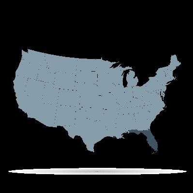 U.S. States - Florida | Clipart