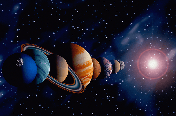 Space and Solar System | Clipart