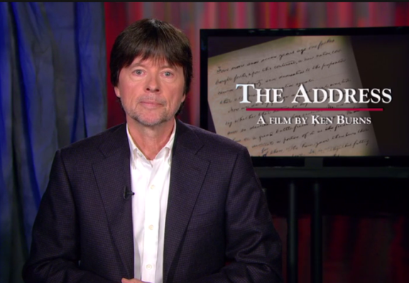 Ken Burns Recites the Gettysburg Address
