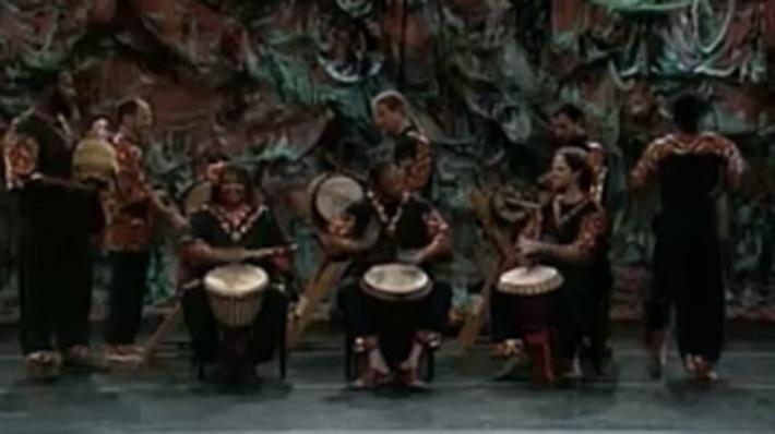 Kou Kou | African/African-American Culture