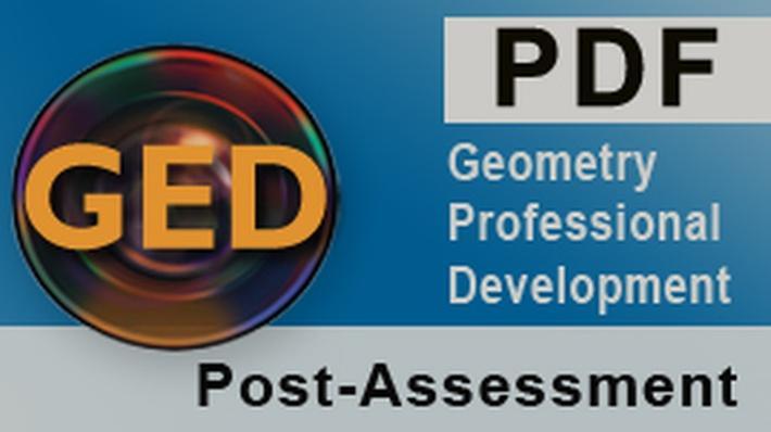 Post-Assessment Test