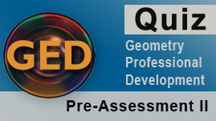 Pre-Assessment II