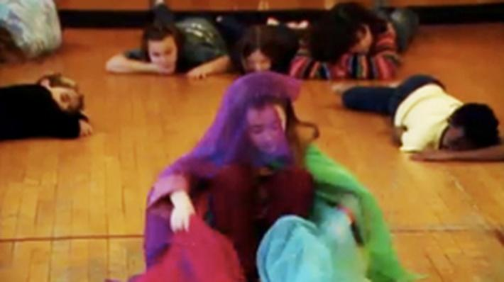 Dancing a Story   Integrated Teaching
