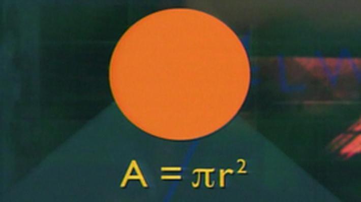 Formulas: Area of a Circle