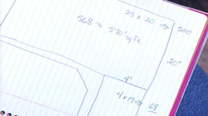 Measurement: Square Feet