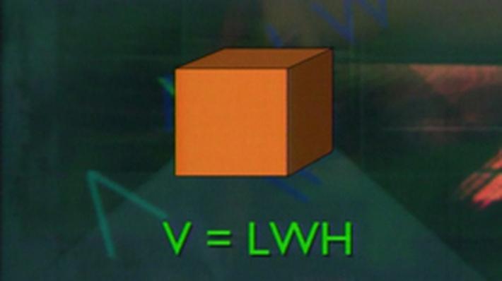 Formulas: Volume