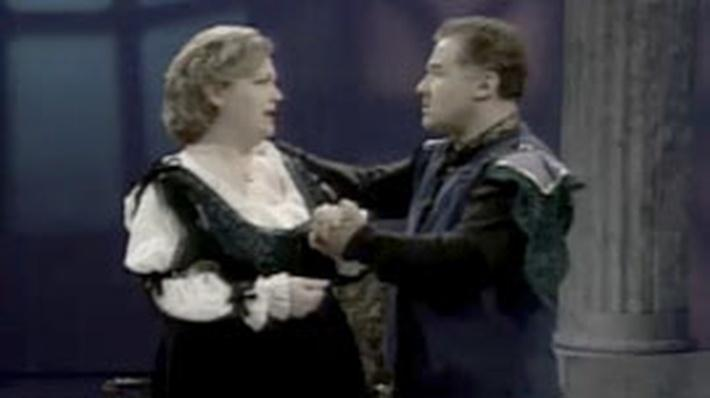 Arts in the Renaissance: Scene from Much Ado About Nothing