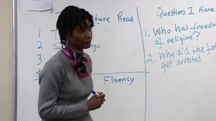 Fluency: Repeated Reading