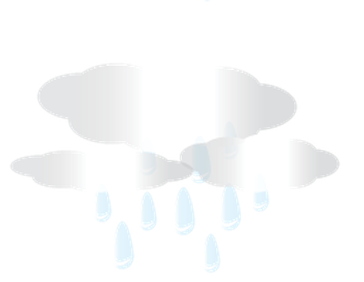 Weather - Rain Clouds | Clipart