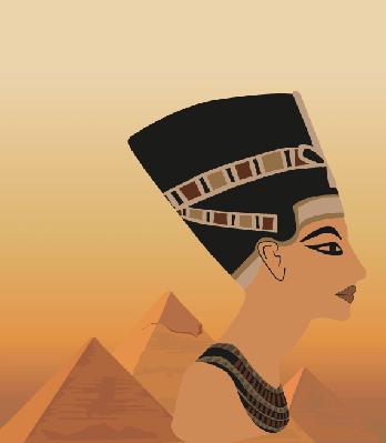 Nefertiti | Clipart