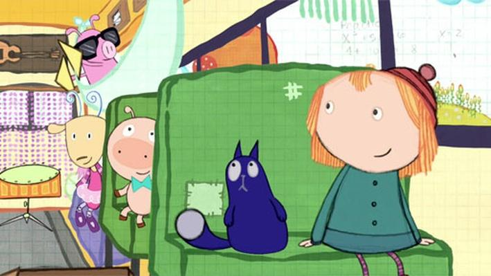 Finding the Farm | Peg + Cat