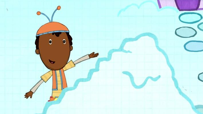 One Step at a Time   Peg + Cat