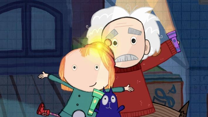 Use Your Light | Peg + Cat