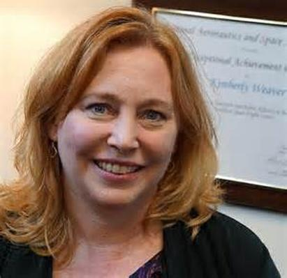 Astrophysicist Kim Weaver