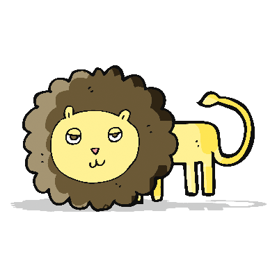 Cartoon Lion | Clipart