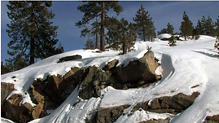 Decreasing California Snowpack
