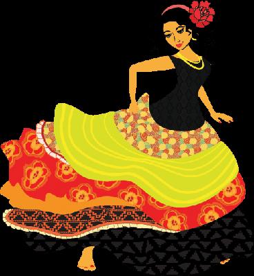 Flamenco | Clipart