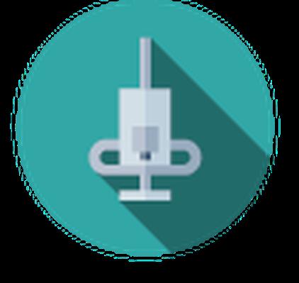 Medicine and Healthcare - Syringe   Clipart