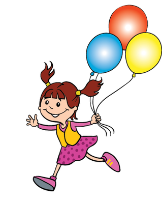 Children at Play | Clipart
