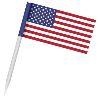 Popular Flags - United States of America | Clipart