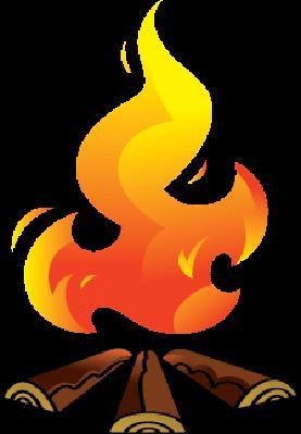 Bonfire | Clipart