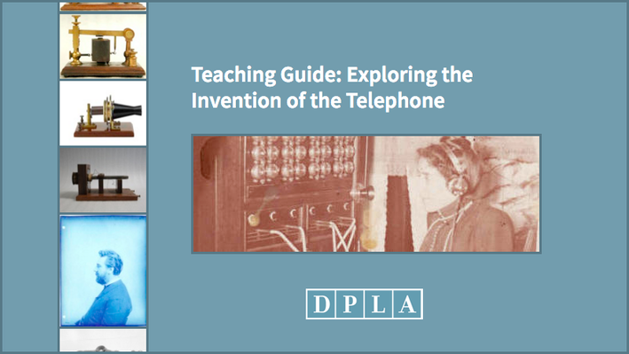 Teaching Guide: Exploring the Invention of the Telephone