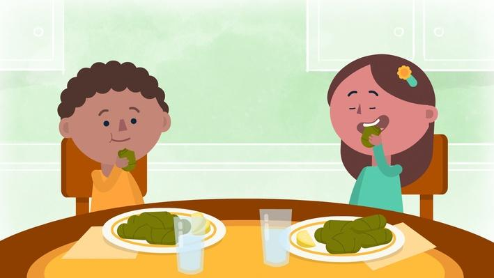 Let's Eat Dinner | Everyday Learning