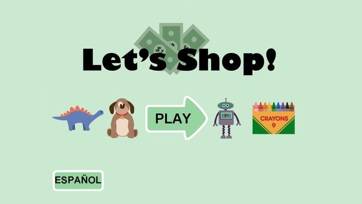 Let's Shop | Everyday Learning