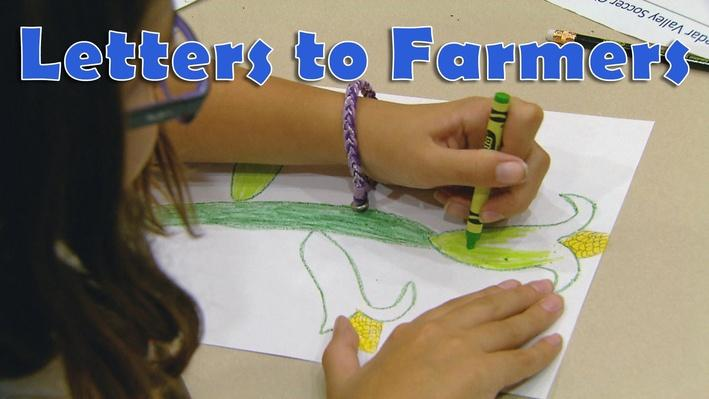 Read a Good Book: Letters to Farmers