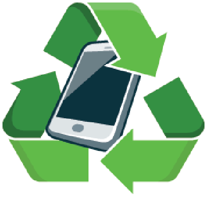 Recycle Mobile Phone | Clipart
