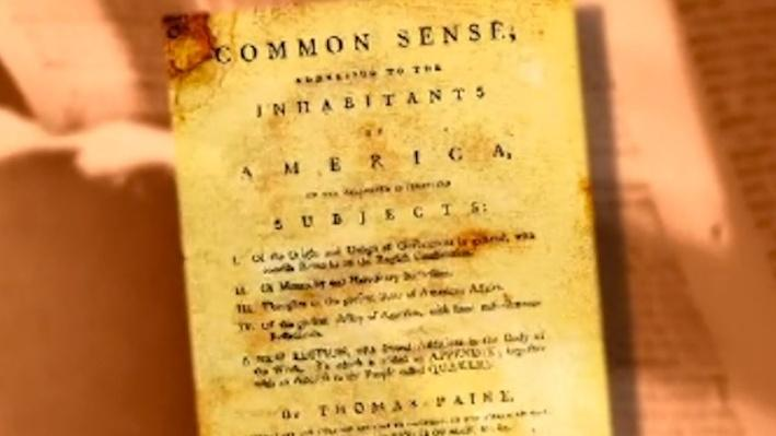 Spirit of Nationalism | American Passages: Activities