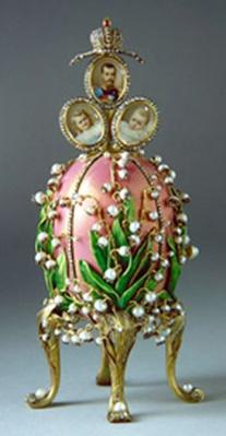 Treasures of the World: Faberge Eggs