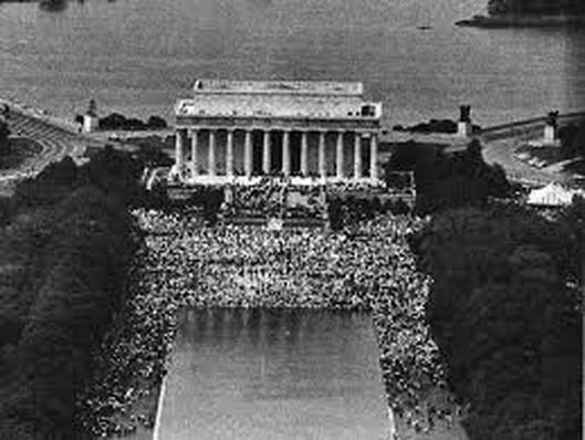 March on Washington: Math Lesson With Materials