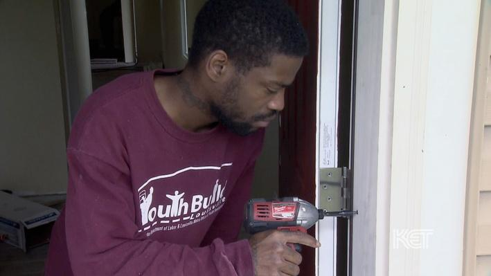 Louisville YouthBuild | Dropping Back In