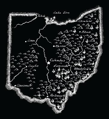Antique Ohio | Clipart